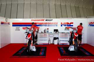 Мотокросс: Евгений Бобрышев подтвердил, что он примет участие в домашнем Гран-При