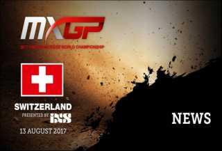 Мотокросс MXGP: результаты квалификации - Швейцария