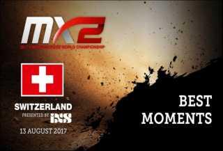 Мотокросс MXGP: результаты MX2 - 15 этапа Чемпионата Мира по мотокроссу в Швейцарии