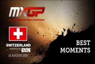 Мотокросс MXGP: результаты MXGP - 15 этапа Чемпионата Мира по мотокроссу в Швейцарии