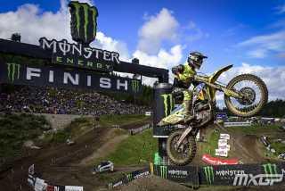 Мотокросс: Гран-При Швеции - результаты квалификации MX2