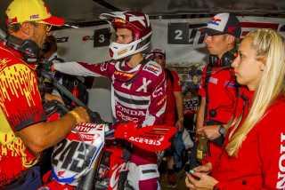 Мотокросс MXGP:  17 этап Чемпионата Мира по мотокроссу в США - Непредсказуемая гонка, положение райдеров, расписание