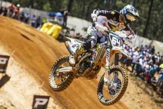 Мотокросс MXGP: Томас Ковингтон выигрывает квалификацию домашнего Гран-При - результаты и видео основных моментов