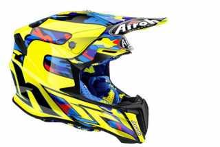 Обзор нового шлема Airoh Twist: Лучший шлем по низкой цене