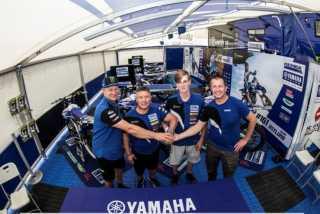 Мотокросс: Яго Гертс и команда Yamaha Kemea