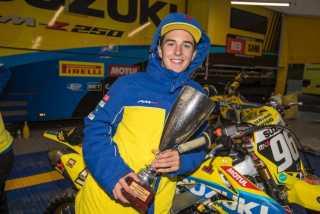 Мотокросс 2018: Хантер Лоуренс: Я хочу стать чемпионом мира и добиться чего-то в Европе