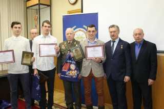 Мотокросс: Торжественное награждение победителей Кубка ДОСААФ России 2017 + результаты