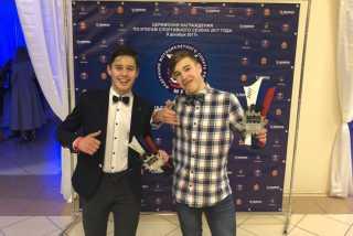 Мотокросс: Тимур Петрашин - Итоги года