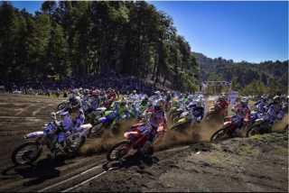 Начало нового сезона ЧМ MXGP 2019. Первый этап ЧМ по мотокроссу пройдёт в Патагонии (Аргентина)