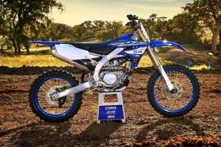 Обзор: Новый кроссовый мотоцикл Yamaha YZ450F 2019.