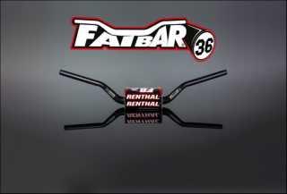 Обзор 2020: Renthal R-Works Fatbar36 - идеальный легкий руль для мотокросса.
