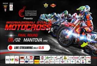 Международная гонка в Мантова
