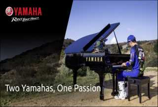 Jeremy Seewer VS YAMAHA