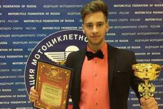 Итоги года: Сергей Прытов - Чемпион России!