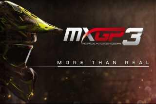 ИГРА MXGP3 МОТОКРОСС 2017!