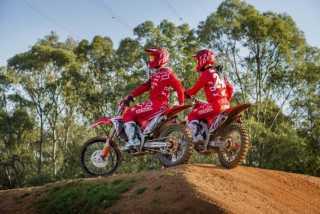 Команда Евгения Бобрышева HRC Honda готова к 3 этапу Чемпионата Мира по мотокроссу!