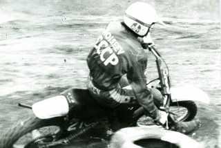 Чем отличается мотокроссмен от лыжника?
