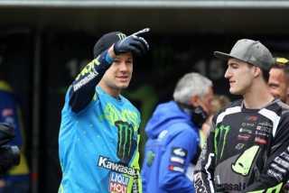 Мотокросс: Всеволод Брыляков о Гран-При Италии 2017 в Трентино